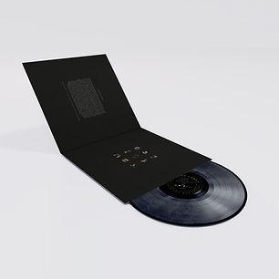 visla graphic leonard Cohen vinyl album
