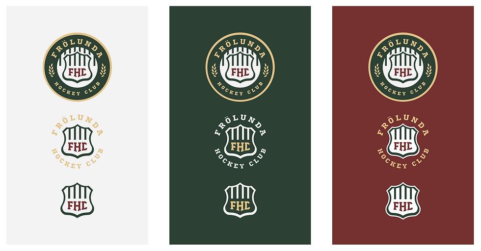 visla graphic - frölunda hockey club - l