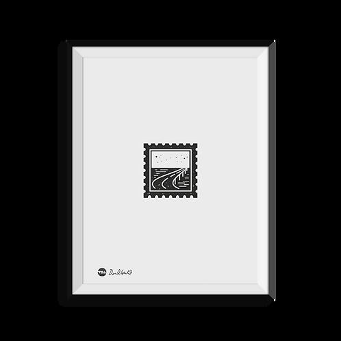 Horizon Stamp Solid