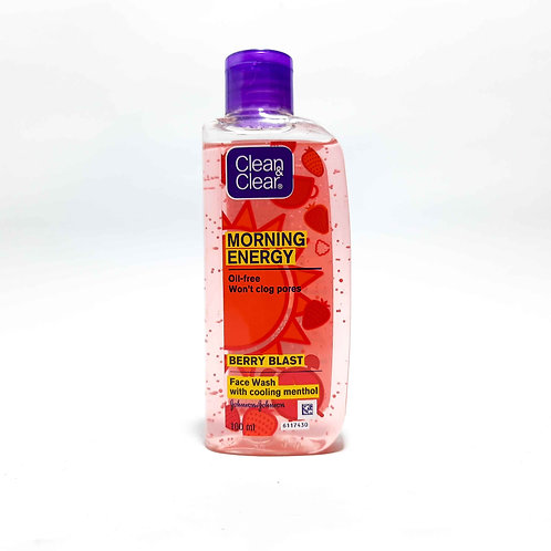 C&c Berry Blast Face Wash