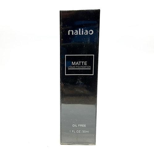 Malio Matte liquid foundation oil free