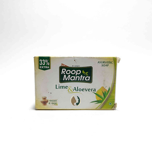 Roop mantra lime & aloevera
