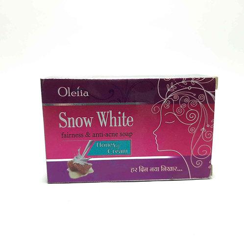 Snow white honey&cream fairness cream