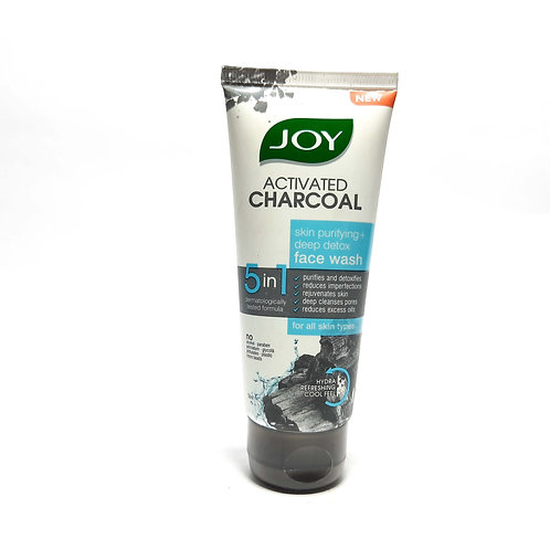 Joy activated charcoal facewash