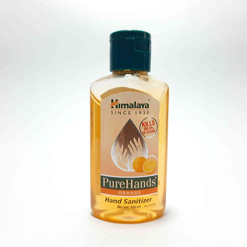 Himalaya orange hand sanitizer