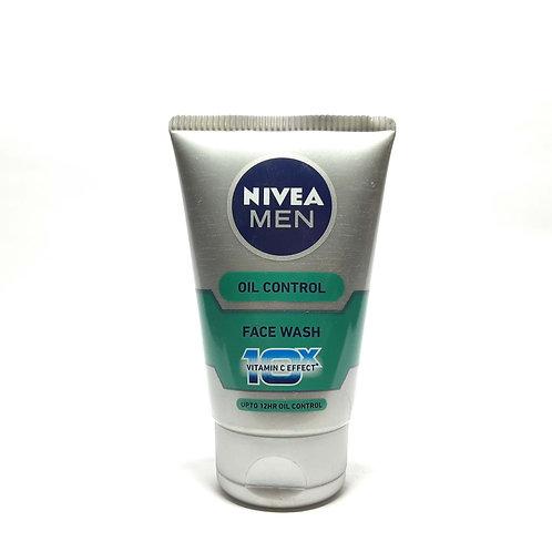Nivea men oil control facewash