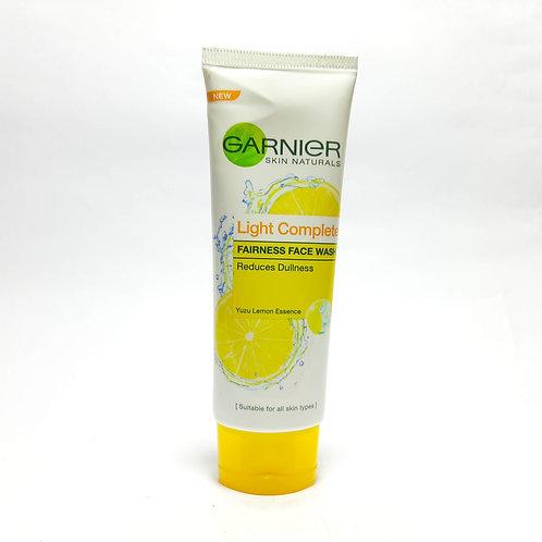 Garnier fairness facewash