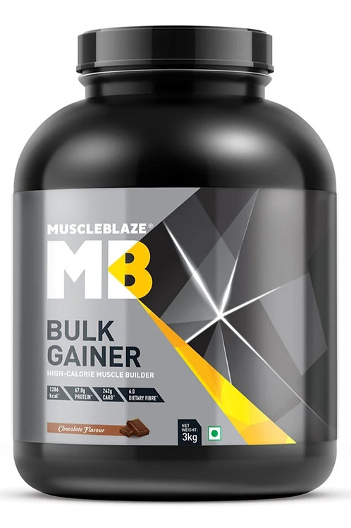 Muscleblaze Bulk Gainer with creatine