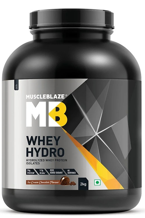 Muscleblaze Whey Hydro Hydrolysed