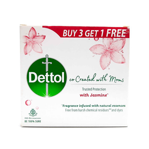 Dettol soap with jasmine