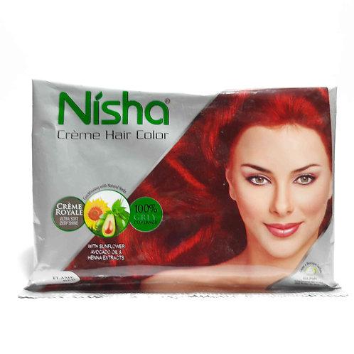 Nisha creme hair colour