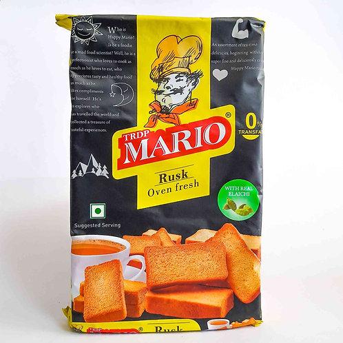Mario Rusks