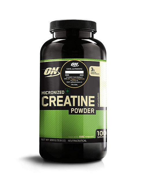 ON Creatine Monohydrate powder