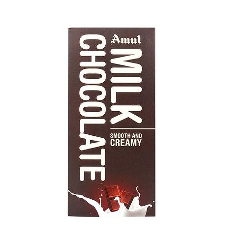 Amul Milk Chocolate smooth and creamy