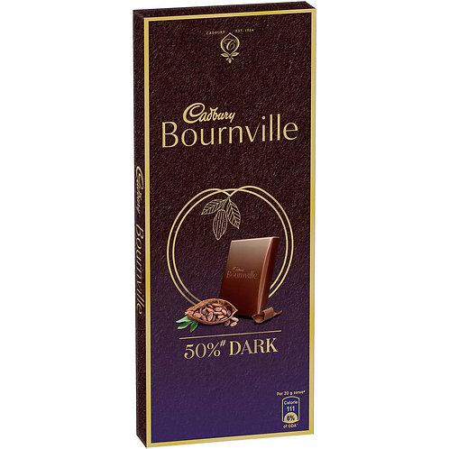 Cadbury Bournville 50% Dark chocolate