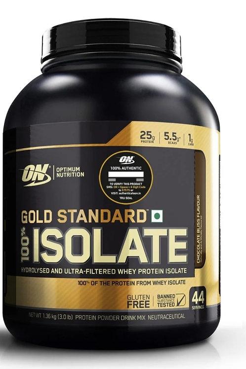 Optimun Nutrition 100% ISOLATE