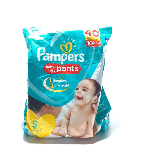 Pampers baby dry pants 4 pants