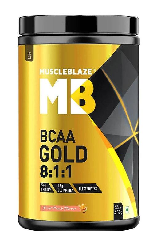 Muscleblaze BCAA gold 8:1:1