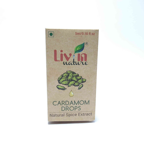 Livia nature cardamon drops