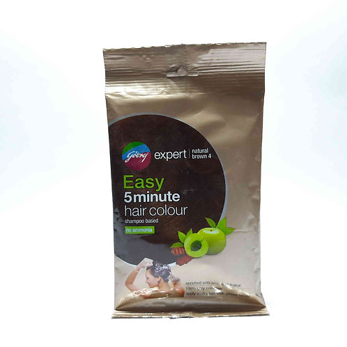 Godrej easy 5 minute hair colour