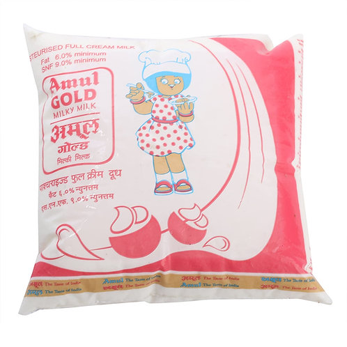 Amul Full Cream Milk 2L