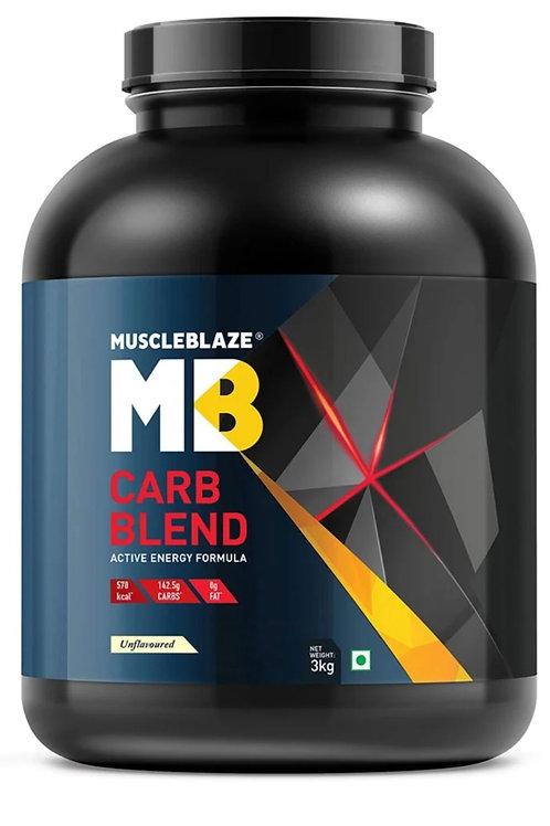 Muscleblaze Carb blend 3kg