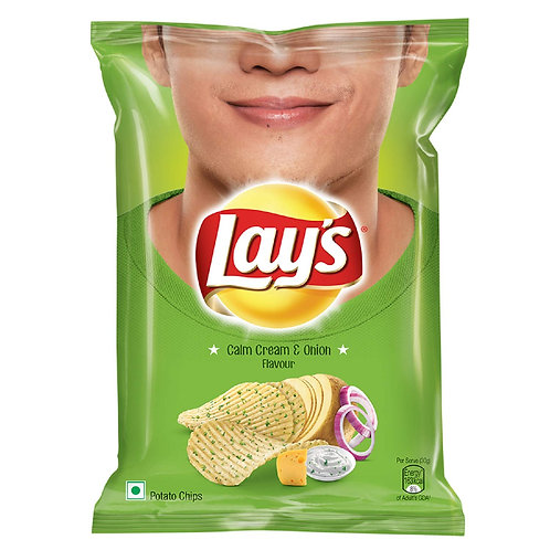 Lay's Cream & Onion Chips