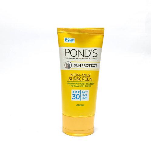 Ponds non oily sunscreen