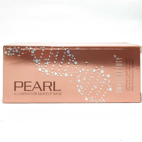 Pearl illuminator makeup base