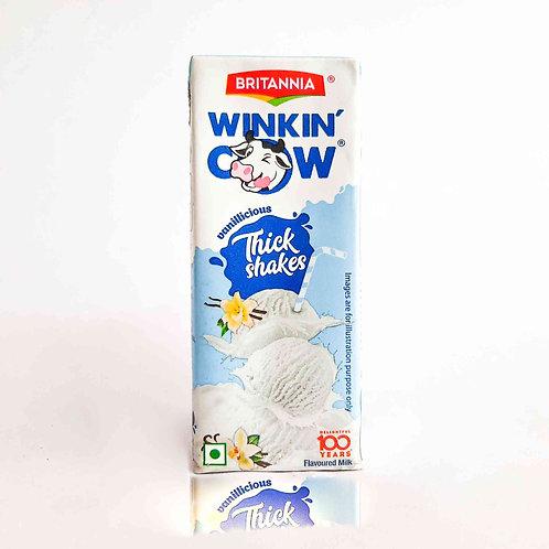 Britannia Vanilla Milkshake