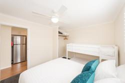 Cabin second bedroom
