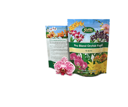 Gubler Orchids Pro Blend Orchid Food