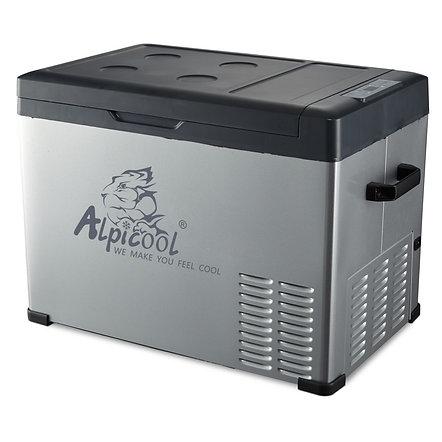 Alpicool C40 (40L). Однокамерный 12/24/110/220V.