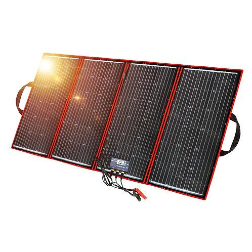 Универсальная складная солнечная панель 220W.