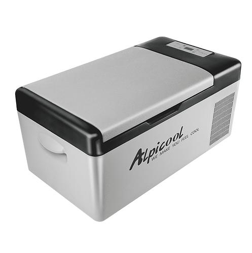 Alpicool C15 (15L). Однокамерный 12/24/110/220V.