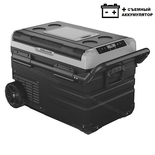Alpicool ETWW35 (35L). Двухкамерный 12/24/110/220V.