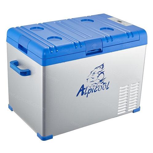 Alpicool A40 (40L). Однокамерный 12/24/110/220V.