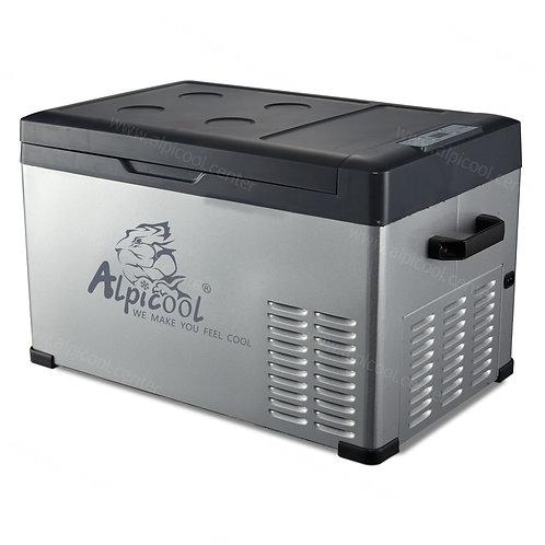 Alpicool C30 (30L). Однокамерный 12/24/110/220V.