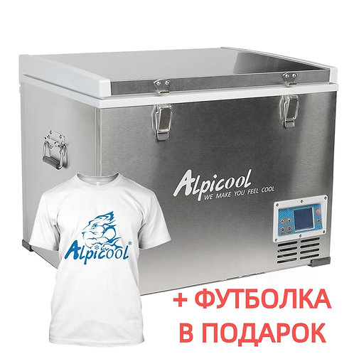 Alpicool BD110 (110L). Однокамерный 12/24/110/220V.
