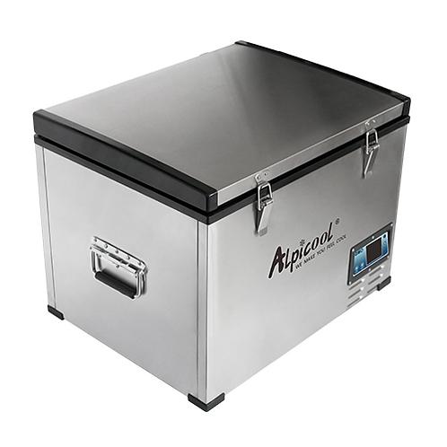 Alpicool BD45 (45L). Однокамерный 12/24/110/220V.