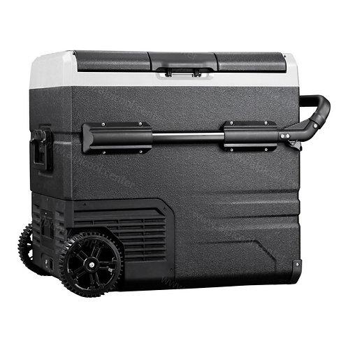 Alpicool TWW55 (55L). Двухкамерный 12/24/110/220V.