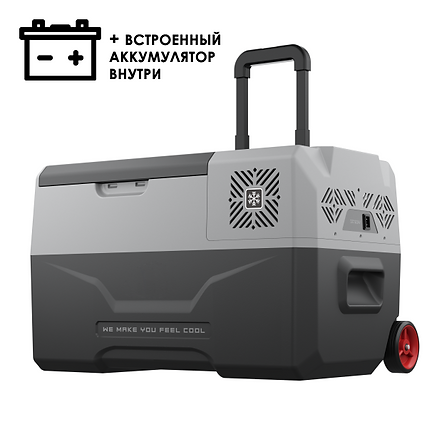 Alpicool CX30-S (30L). Однокамерный 12/24/110/220V.
