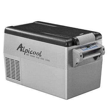Alpicool CF35 (35L). Двухкамерный 12/24/110/220V.