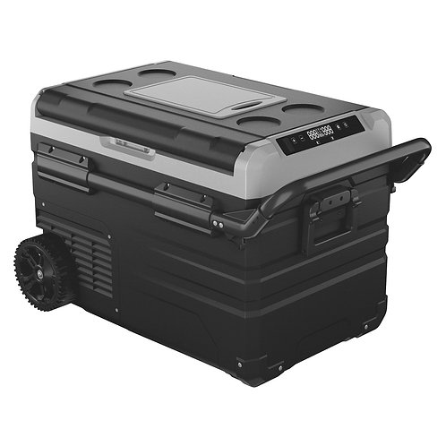 Alpicool TWW35 (35L). Двухкамерный 12/24/110/220V.