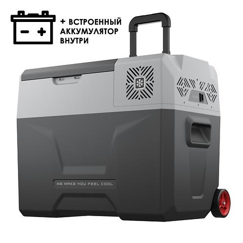 Alpicool CX40-S (40L). Однокамерный 12/24/110/220V.