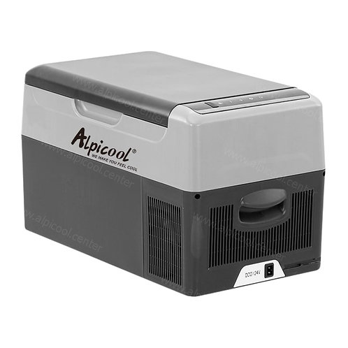 Alpicool G22/C22 (22L). Однокамерный 12/24/110/220V.