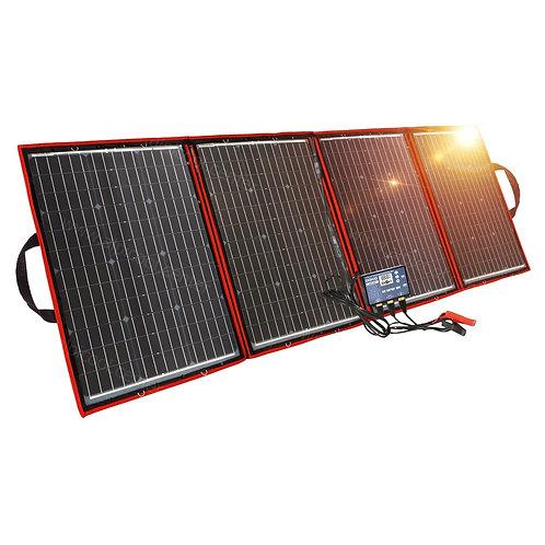 Универсальная складная солнечная панель 160W.