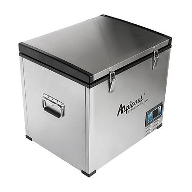 Alpicool BD60 (60L). Однокамерный 12/24/110/220V.