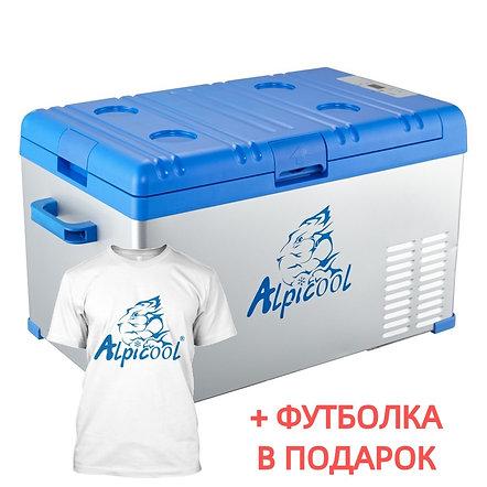 Alpicool A30 (30L). Однокамерный 12/24/110/220V.