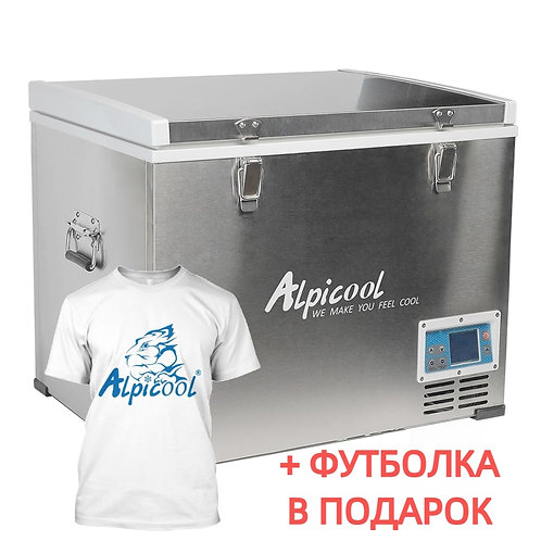 Alpicool BD135 (135L). Однокамерный 12/24/110/220V.